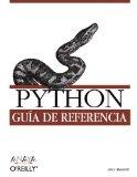 PYTHON. GUÍA DE REFERENCIA