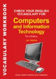 Portada de CHECK YOUR ENGLISH VOCABULARY FOR COMPUTERS AND INFORMATION TECHNOLOGY