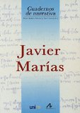 Portada de JAVIER MARÍAS