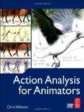 Portada de ACTION ANALYSIS FOR ANIMATORS