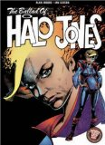 Portada de THE COMPLETE BALLAD OF HALO JONES (2000 AD)