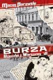 Portada de BURZA UCIECZKA Z WARSZAWY '40