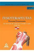 Portada de FISIOTERAPEUTAS DEL SERVICIO DE SALUD DE CASTILLA Y LEON  TEMARIOVOLUMEN III. PERSONAL ESTATUTARIO
