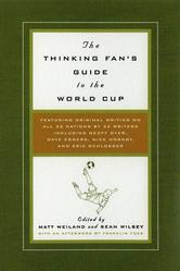 Portada de THE THINKING FAN'S GUIDE TO THE WORLD CUP