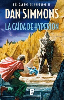 Portada de LA CAÍDA DE HYPERION