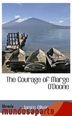 Portada de THE COURAGE OF MARGE O`DOONE