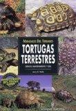 Portada de MANUALES DEL TERRARIO. TORTUGAS TERRESTRES