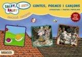 Portada de RALET, RALET. CONTES, POEMES I CANÇONS. P3. CARPETA DE L ' ALUMNE (ILLES BALEARS)