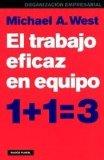 Portada de EL TRABAJO EFICAZ EN EQUIPO 1+1=3
