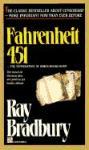Portada de FAHRENHEIT 451