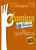 Portada de CUADERNOS DOMINA LENGUA 13 GRAMÁTICA 4