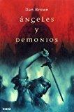 Portada de ANGELES Y DEMONIOS / ANGELS AND DEMONS (SPANISH EDITION) BY DAN BROWN (2004-09-01)