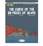 Portada de [BLAKE AND MORTIMER: CURSE OF THE 30 PIECES OF SILVER PT. 1, V. 13] [BY: JEAN VAN HAMME]