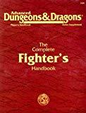 Portada de COMPLETE FIGHTER HANDBOOK (ADVANCED DUNGEONS & DRAGONS PLAYER'S HANDBOOK/RULES SUPPLEMENT) BY AARON ALLSTON (31-DEC-1991) PAPERBACK