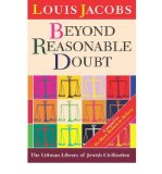Portada de [( BEYOND REASONABLE DOUBT )] [BY: LOUIS JACOBS] [JUL-2004]