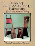 Portada de LIMBERT ARTS AND CRAFTS FURNITURE: THE COMPLETE 1903 CATALOG (DOVER BOOKS ON ANTIQUES AND FURNITURE)