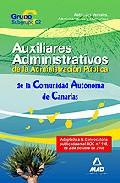 Portada de CUERPO AUXILIAR DE LA ADMINISTRACION PUBLICA DE LA COMUNIDAD AUTONOMA. APTITUDES VERBALES, ADMINISTRATIVAS Y NUMERICAS