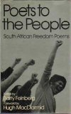 Portada de POETS TO THE PEOPLE - SOUTH AFRICAN FREEDOM POEMS