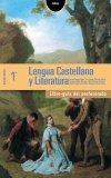 Portada de LENGUA CASTELLANA Y LITERATURA 1º BACHILLERATO. LIBRO-GUÍA DEL PROFESORADO