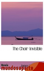 Portada de THE CHOIR INVISIBLE