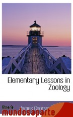 Portada de ELEMENTARY LESSONS IN ZOOLOGY
