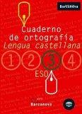 Portada de CUADERNO DE ORTOGRAFÍA 3