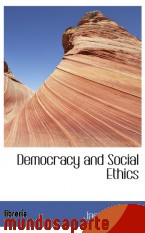 Portada de DEMOCRACY AND SOCIAL ETHICS