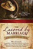 """Portada de THE LASSOED BY MARRIAGE ROMANCE COLLECTION: 9 HISTORICAL ROMANCES BEGIN AFTER SAYING """"I DO"""""""