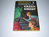 Portada de ALFRED HITCHCOCK AND THE THREE INVESTIGATORS IN: THE MYSTERY OF THE GREEN GHOST