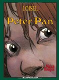 Portada de PETER PAN, TOME 4 : MAINS ROUGES