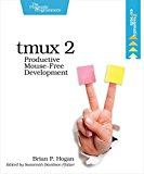 Portada de TMUX 2: PRODUCTIVE MOUSE-FREE DEVELOPMENT