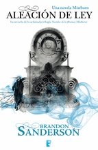 Portada de ALEACIÓN DE LEY  (B DE BOOKS) (EBOOK)