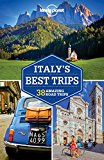 Portada de LONELY PLANET ITALY'S BEST TRIPS