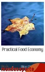 Portada de PRACTICAL FOOD ECONOMY