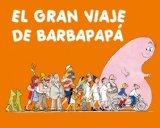 Portada de EL GRAN VIAJE DE BARBAPAPÁ