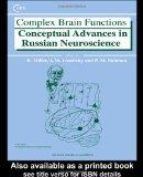 Portada de COMPLEX BRAIN FUNCTIONS: CONCEPTUAL ADVANCES IN RUSSIAN NEUROSCIENCE (CONCEPTUAL ADVANCES IN BRAIN RESEARCH)