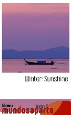 Portada de WINTER SUNSHINE