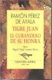 Portada de TIGRE JUAN ; EL CURANDERO DE SU HONRA
