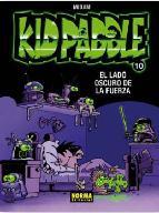 Portada de KID PADDLE Nº 10: EL LADO OSCURO DE LA FUERZA