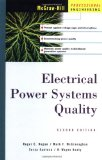 Portada de ELECTRICAL POWER SYSTEMS QUALITY (MCGRAW-HILL PROFESSIONAL ENGINEERING)