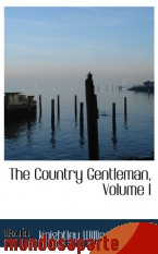 Portada de THE COUNTRY GENTLEMAN, VOLUME I