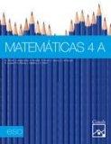 Portada de MATEMÁTICAS 4 A