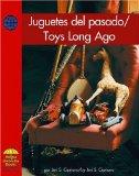 Portada de JUGETES DEL PASADO/TOYS LONG AGO (YELLOW UMBRELLA BOOKS: SOCIAL STUDIES BILINGUAL)