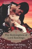 Portada de THE REDEMPTION OF LORD RAWLINGS: THE HOUSE OF RENWICK: 3