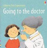 Portada de GOING TO THE DOCTOR (USBORNE FIRST EXPERIENCES)