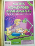 Portada de MATHS HOMEWORK ASSIGNMENTS: LEVEL 4