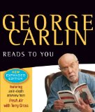 Portada de GEORGE CARLIN READS TO YOU