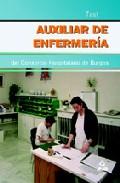 Portada de AUXILIAR DE ENFERMERIA DEL CONSORCIO HOSPITALARIO DE BURGOS: TEST