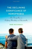 Portada de THE DECLINING SIGNIFICANCE OF HOMOPHOBIA