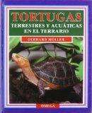 Portada de TORTUGAS TERRESTRES Y AC.TERRARIO